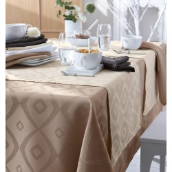 SERVIETTES et SETS  DE TABLE de table BRUNCH