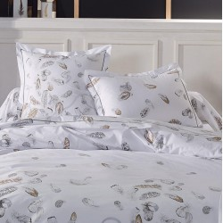 Traversin percale Tradilinge PLUMES