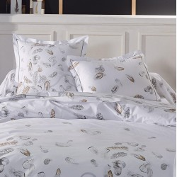 Taie percale Tradilinge PLUMES