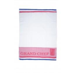 Torchon GRAND CHEF - lot de 3