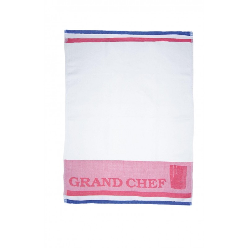Torchon GRAND CHEF - lot de 3