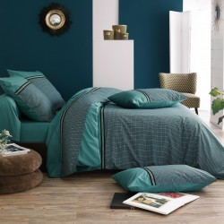Housse de couette percale Tradilinge GUSTAV