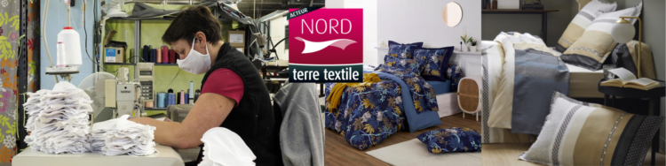 Banniere Nord Terre Textile