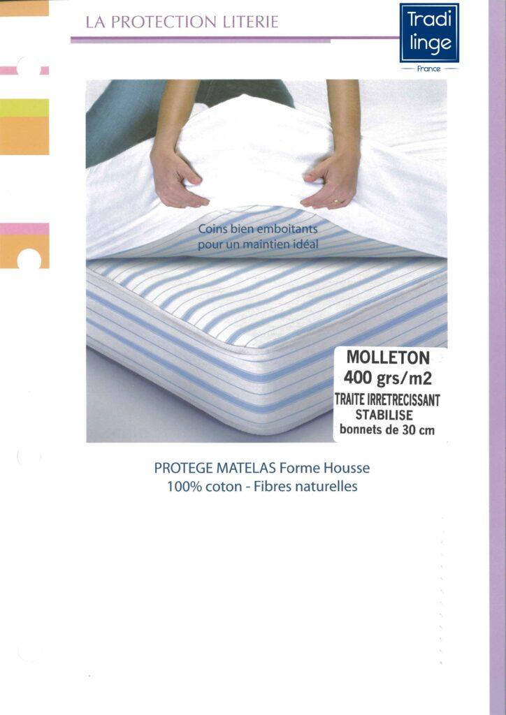 Trailinge - linge de lit